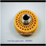 1 mm  module nylon worm gear