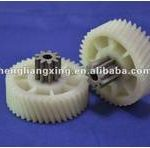 nylon bevel gear with metal gear