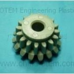 nylon double sprocket