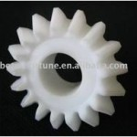 nylon screw gear