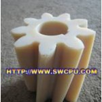 nylon small herical gear